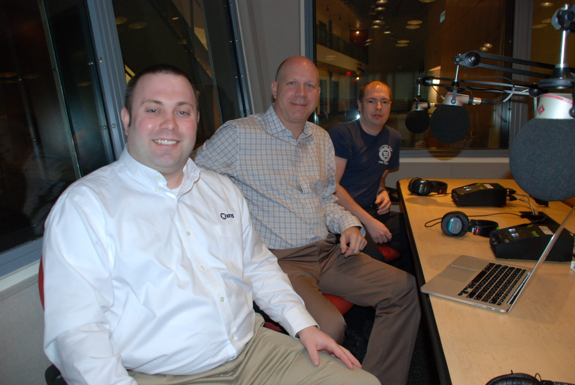 Mike Ibberson, Jerry Ozog and Justin Eberly appear on Smart Talk on February 13, 2020.