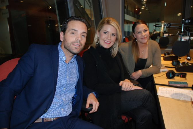 Benjamin Andreozzi, Lora F. McKeever and Carolyn Fortney appear on Smart Talk on February 20, 2020.