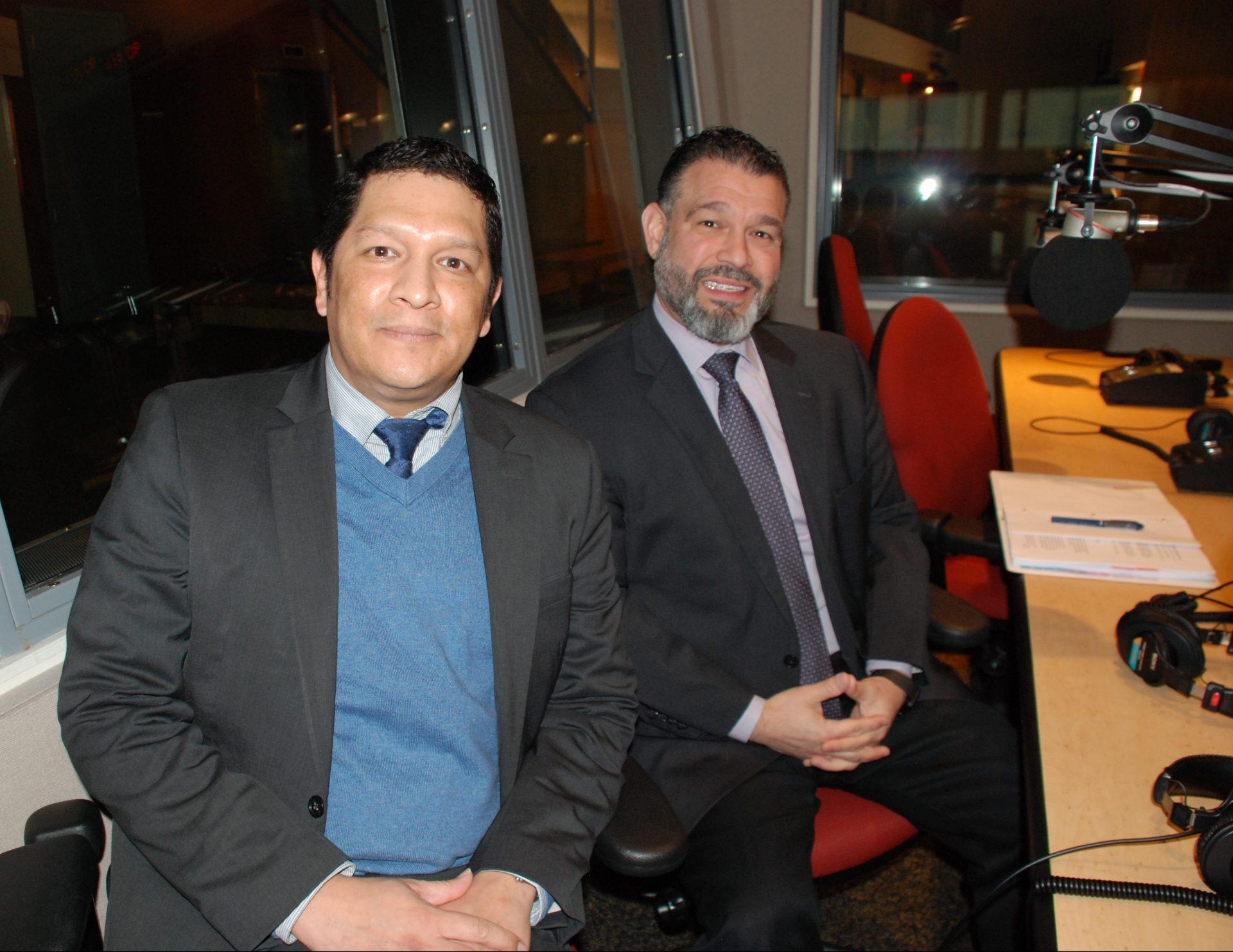 Dep. Sec. Noe Ortega and Pennsylvania Secretary of Education Pedro Rivera appear on Smart Talk on February 25, 2020.