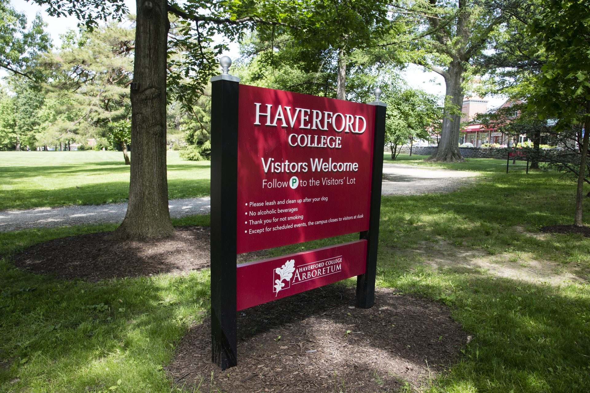 Haverford College in Haverford, Pa., Wednesday, May 22, 2019.