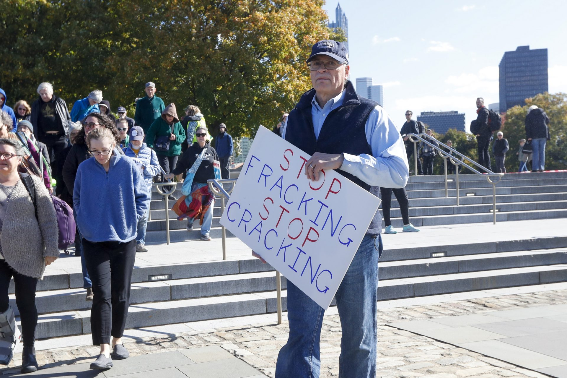 Proposals To Ban Fracking Could Hurt Democrats In Key States Like Pa Witf