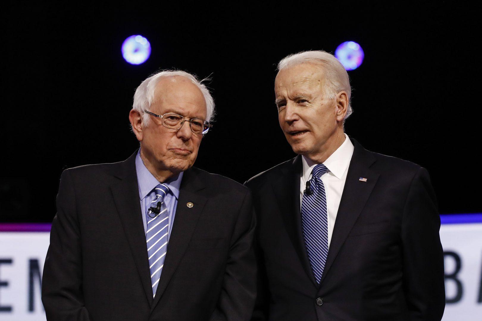 Sanders in Pittsburgh: Biden 'Opens the door for us to move forward' | WITF