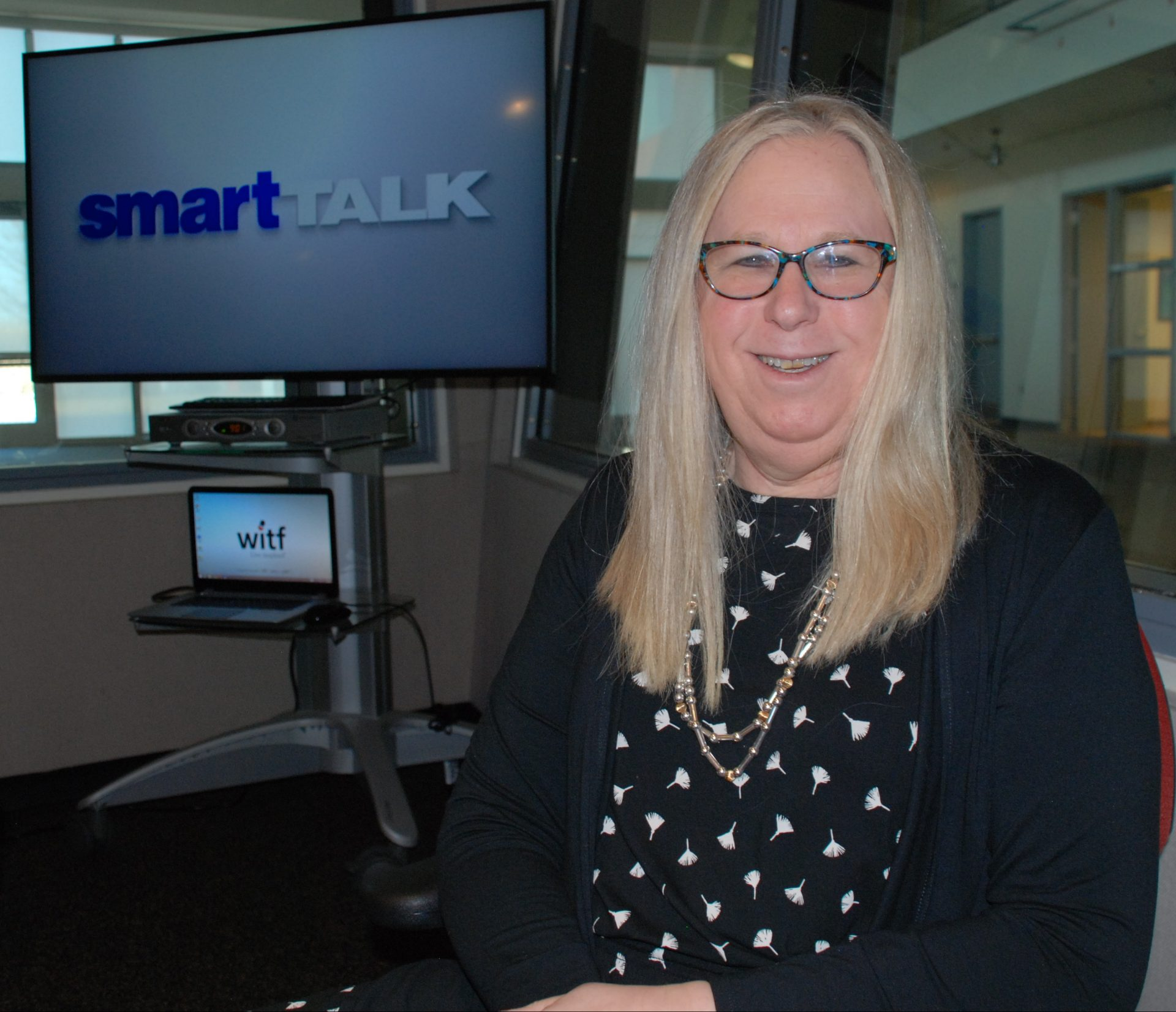Dr. Rachel Levine, MD. appears on Smart Talk on March 2, 2020.