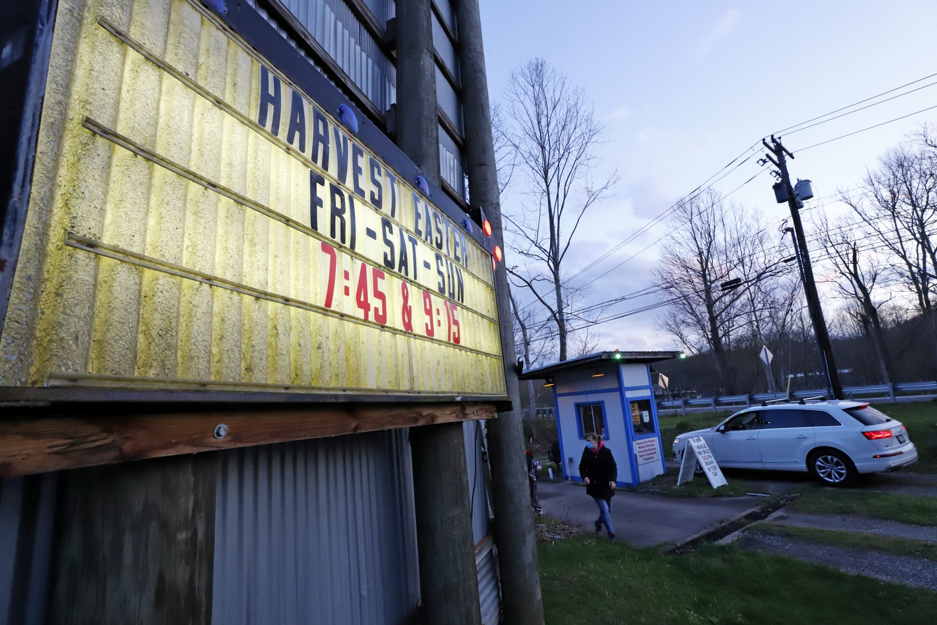Drive In Theaters Face Uncertainty Amid Epidemic Witf