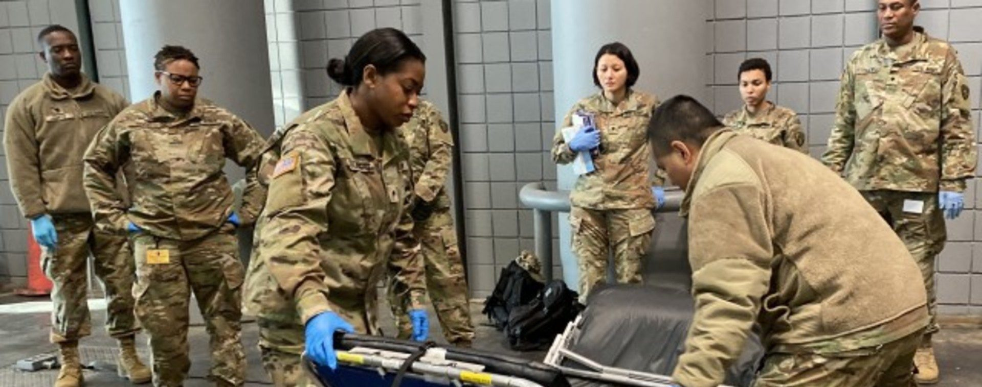 Coronavirus on Smart Talk Thursday; Army deploys medical ...