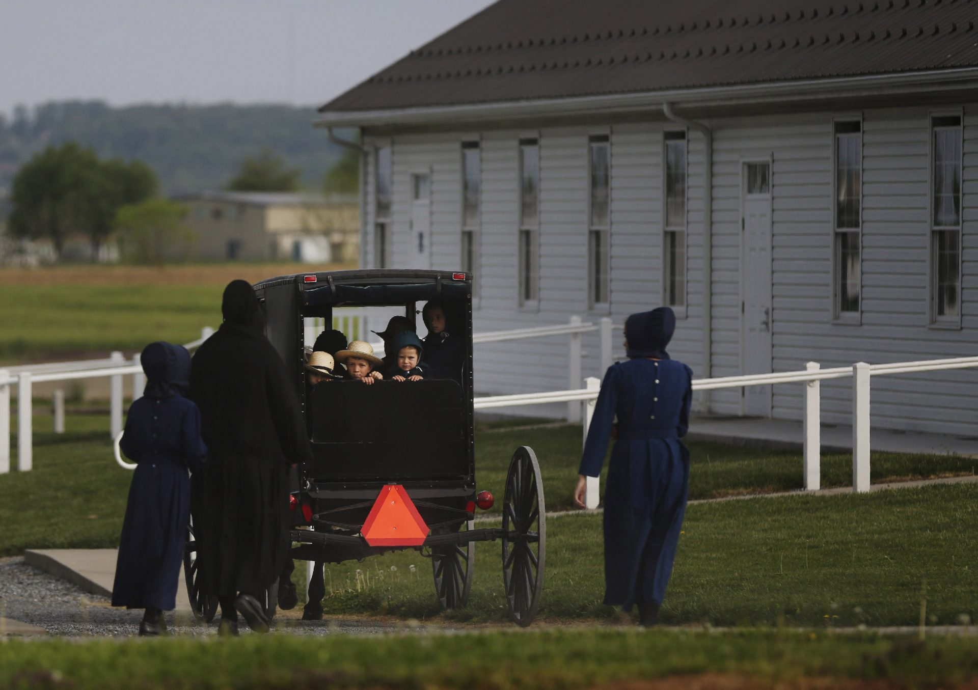 Some Old Order Mennonites Feel Called To Return To Church Witf