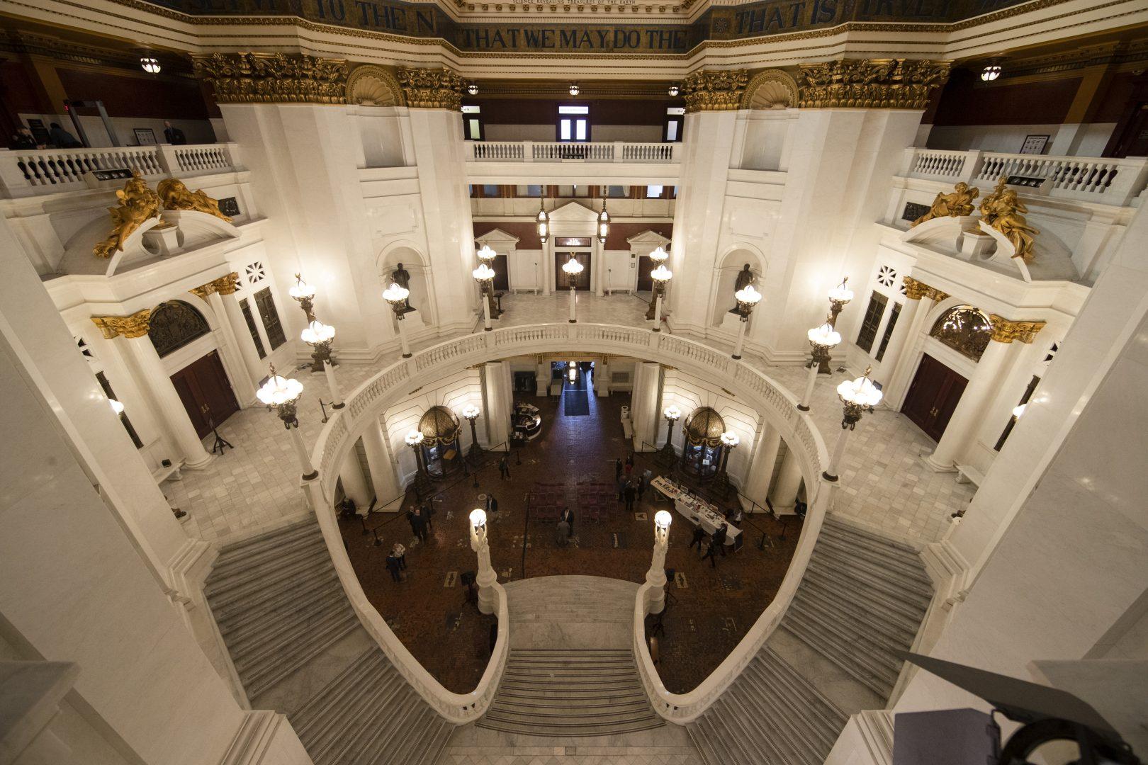 Pennsylvania preps short-term budget amid coronavirus uncertainty | WITF