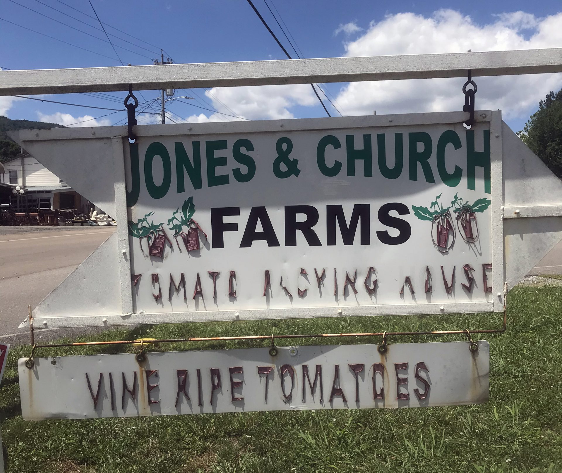 In June, 10 of about 80 temporary workers at Jones & Church Farms in Unicoi County, Tenn., tested positive for COVID-19. Nationally, at least 3,600 positive cases have been reported among farmworkers.