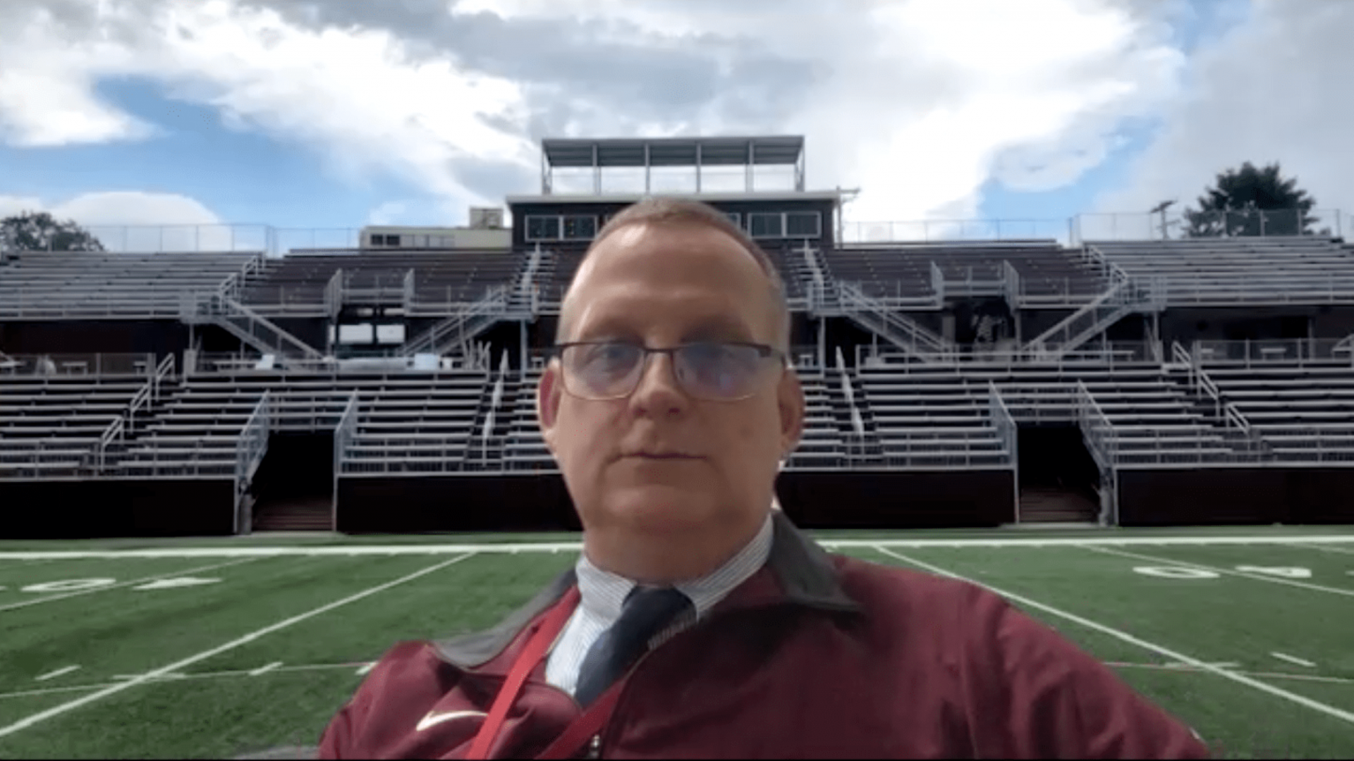 State College Area High School athletic director Chris Weakland talks about school's plan to bring sports back