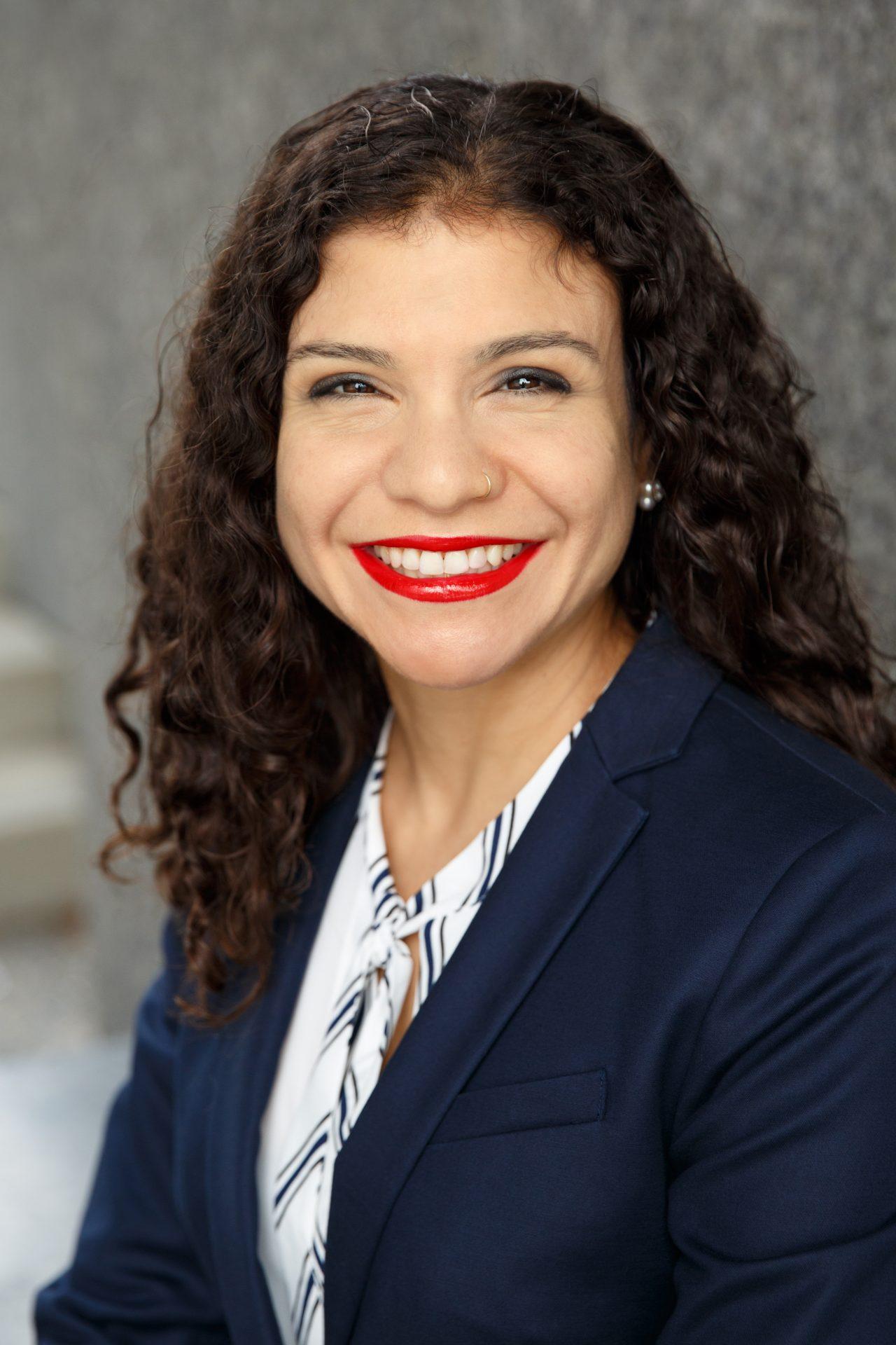 Elisa Batista of Berkeley, California, works to fight sexism through UltraViolet.