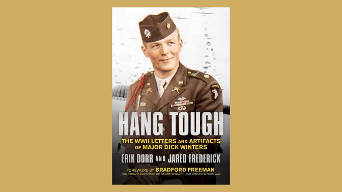 Hang Tough book cover