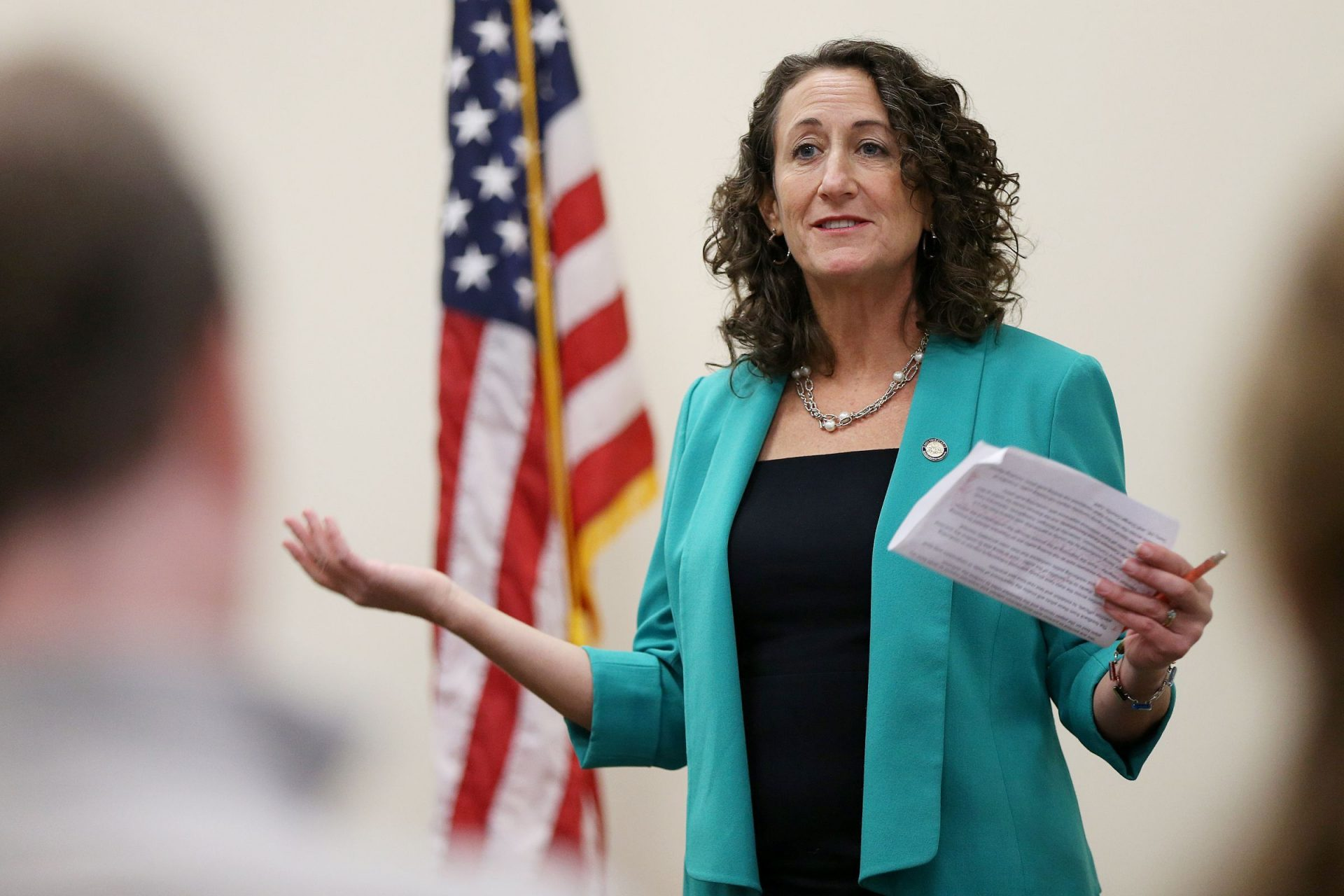 Kathy Boockvar has led the Department of State since 2019, and oversaw a tense and difficult presidential election in a battleground state last year.