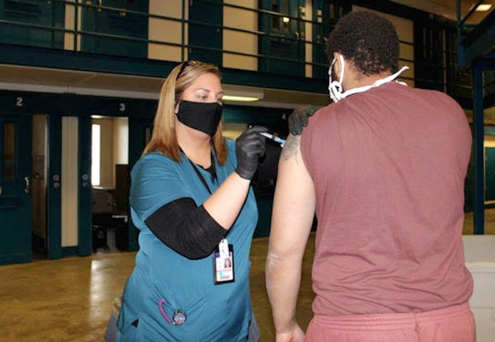The Pennsylvania Department of Corrections is offering $25 in commissary credit to inmates who get the coronavirus vaccine, and has seen promising results.