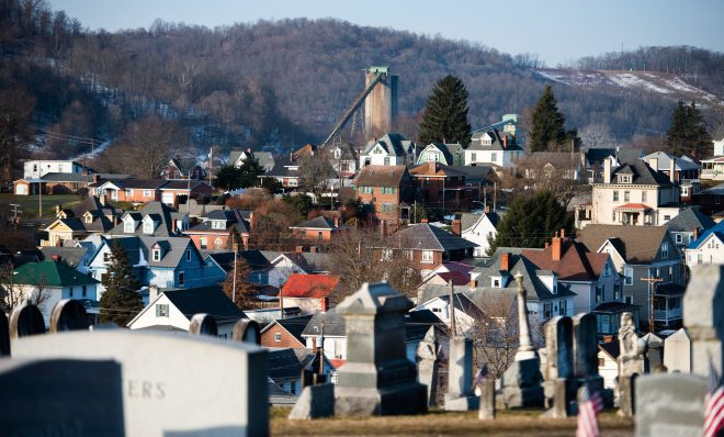 As the coal mining industry contracted, Greene County, Pa. faced an uncertain future. Then came the natural gas boom. So why is the county nearly broke roughly 10 years later?
