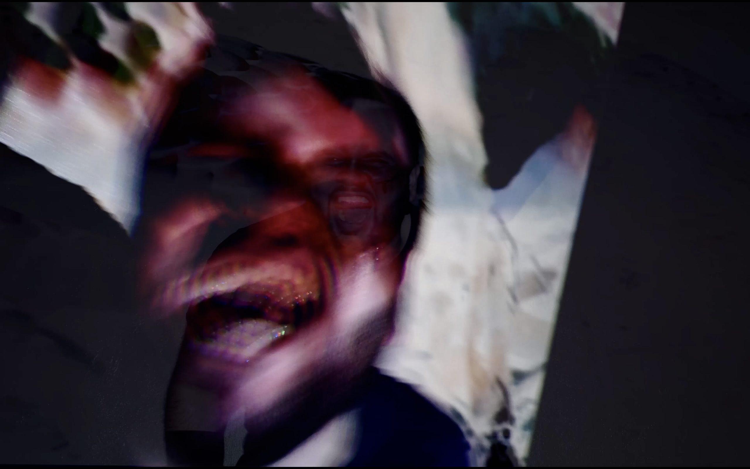 An artistic, blurry image of Jogir.
