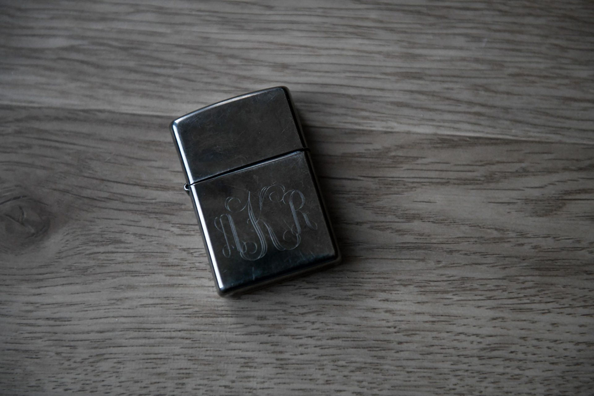 """Adam Kalinowski received a lighter engraved with his initials as a 30th birthday gift from his brother, Ian. After Adam's death in 2014, Ian gave his son the middle name """"Adam"""" as a tribute to his brother and best friend."""