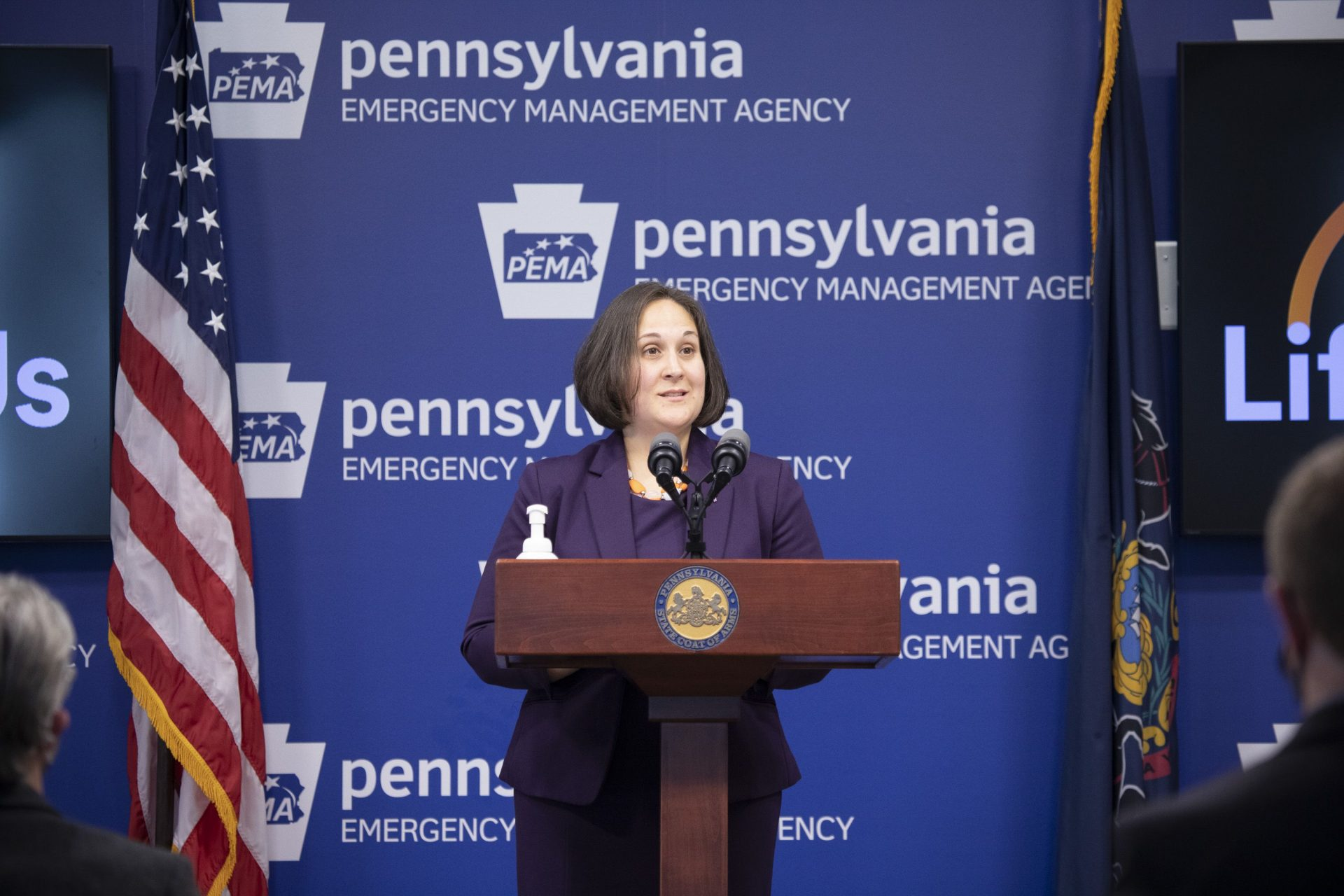 Jennifer Smith, secretary of the Pennsylvania Department of Drug and Alcohol Programs, said her agency has limited responsibility for treatment facilities, despite providing the licenses that allow them to operate.