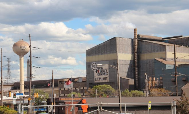 US Steel recently canceled more than $1 billion in planned upgrades to its Mon Valley plants.