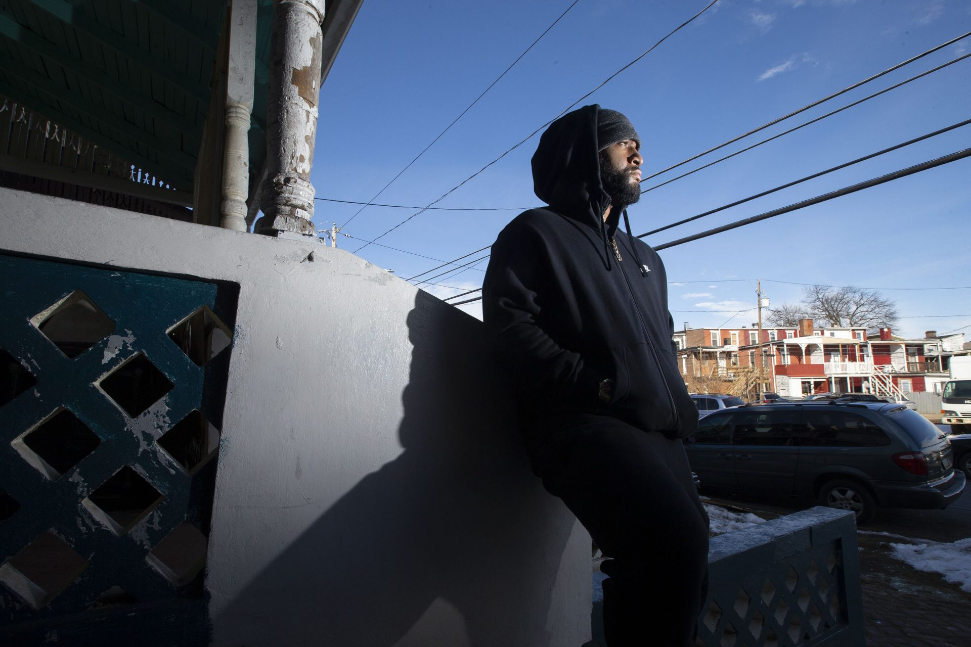 Dayshawn Carroll, 10 years after graduation, is working at McDonald's and still owes more than $950 in student debt he took on as a condition of his Milton Hershey School scholarship.