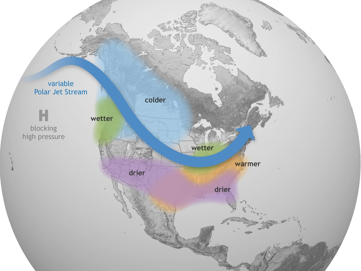 La Niña is coming. Here's what that means for winter weather in the U.S. | WITF